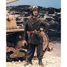 TANQUISTA ITALIANO WWII NCO 1/35