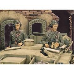 Stug III crew - WWII 1/35
