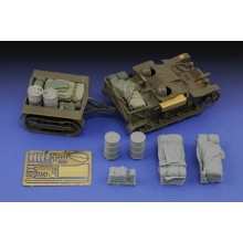 ACCESORIOS PARA FRENCH CARRIER UE 1/35