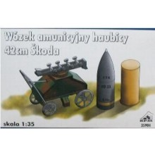 TROLLEY FOR 420MM. SKODA 1/35 RPM