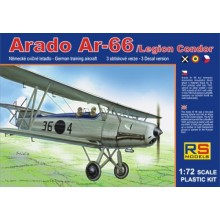 Arado AR 66 Legion Condor 1/72
