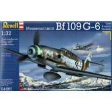 Messerschmitt Bf 109G-6 (New tooling) 1/32
