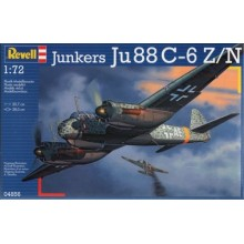 Junkers Ju 88C-6/N nightfighter or Ju 88C-6/Z Zerstoerer. 1/72