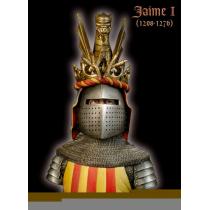 JAIME I (1208-1276) 1/10 ANDREA