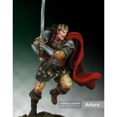 KING ARTHUR 75MM.