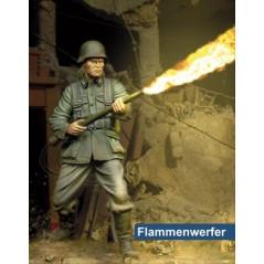 FLAMMENWERFER 75MM.