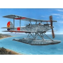 Vickers/CASA type 245 Spanish Vildebeest float plane. 1/72