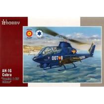 Bell AH-1G Cobra Spanish  IDF Cobras 1/72