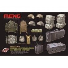 MODERN U.S. MILITARY INDIVIDUAL LOAD-CARRYING EQUIPMENT 1/35