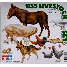 ANIMALES DE GRANJA 1/35