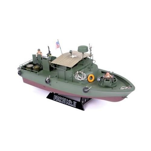 Lancha Pbr 31 MK.II Pibber Marina Norteamericana 1/35