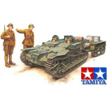 FRENCH ARMORED CARRIER UE 1/35 TAMIYA
