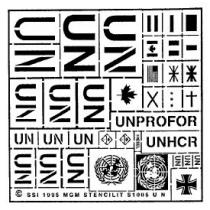 SIMBOLOS NACIONES UNIDAS 1/35