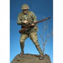 Soviet soldier WWII 1/35