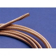 CABLE ACERO 1,2 MM, 1 MTR, ABER