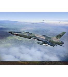 F-105G WILD WEASEL 1/72