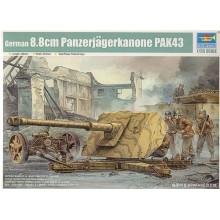 German 88mm PaK43/41 1/35