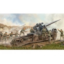 German 17cm Kanone 18 Heavy Gun 1/35