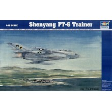 SHENYANG FT-6 TRAINER 1/48