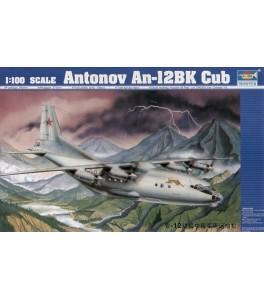 Antonov An-12BK Cub 1/100