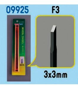 TRUMPETER MODEL CHISEL F3