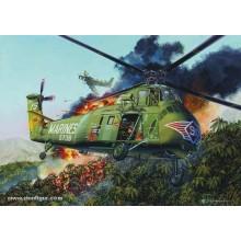 H-34 US Marines 1/48
