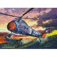 H-34 US Navy Rescue 1/48