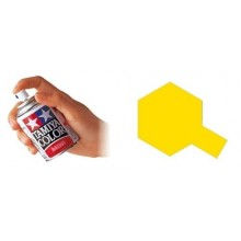 CHROME YELLOW TAMIYA SPRAY 100 ML.