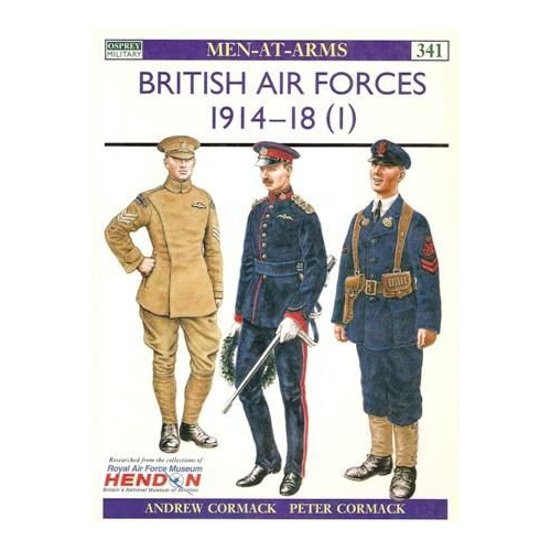 BRITISH AIR FORCES 1914-18