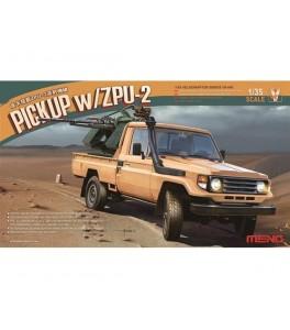 PICKUP con ZPU-2 1/35