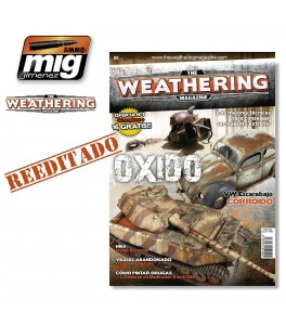 Revista The Weathering Magazine,Óxido Nº 1