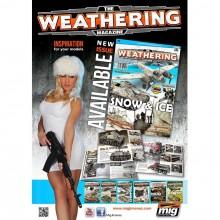 REVISTA WEATHERING MAGAZINE Nº 7,Nieve y hielo