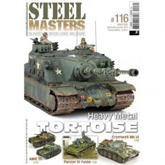 REVISTA STEEL MASTERS Nº 116