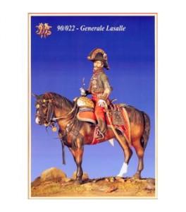 Generale Lasalle Mounted Figure 90 MM.