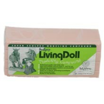 SCULPEY LIVING DOLL BEIG 454 GRMS.