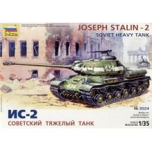 Joseph Stalin IS-2 Soviet Heavy Tank 1/35