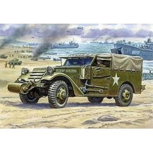 M3 Armored Scout Car with Canvas  1/35