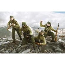 GERMAN GEBIRGSJÄGER WWII 1/35