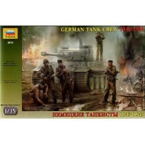 German (WWII) Tank crew 1943-45 1/35