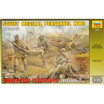 Soviet Medical Personel WWII 1/35