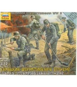 German (WWII) Sturmpioniere 1/72