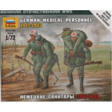 German Medical Personnel 1941-1943 1/72