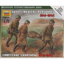 Soviet Medical Personnel 1941-42 1/72