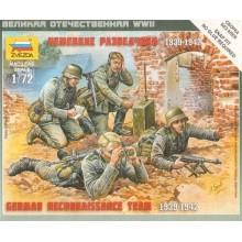 German (WWII) Reconnaissance Team 1/72