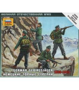 German (WWII) Gebirgsjager 1938 to 1943 1/72