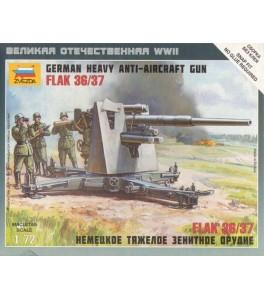 German 88mm Flak 36/37 1/72