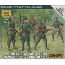 German Regular Infantry 1938-1943 1/72
