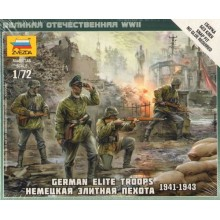 German Elite Troops 1939-43 1/72