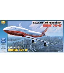 Boeing 747-8 1/144