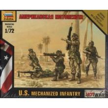 U.S Mechanized Infantry 1/72
